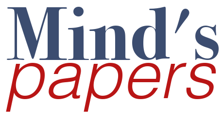 Mind's papers
